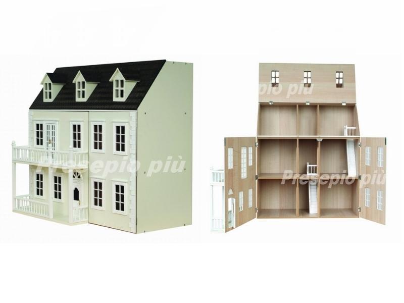 Casa delle bambole case su presepiopiu