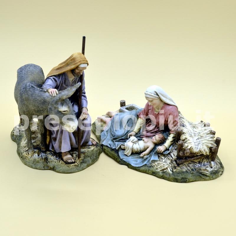 Moranduzzo Landi Storici cm.10 Pastore con Pecore